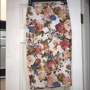 Floral Spring Skirt ✨